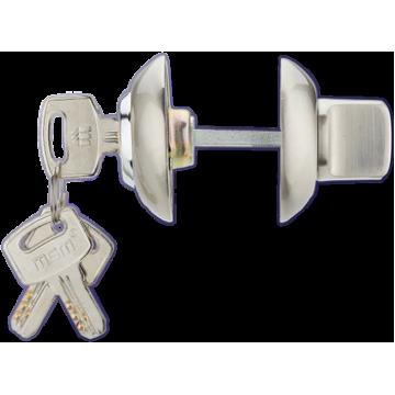 Накладка-фиксатор RW1-K SN msm с ключом матовый никель