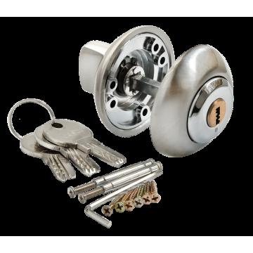Накладки санузловые с ключом BK-K01SN/CP матовый никель Vantage