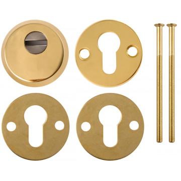 Накладка Z5513 Punto (Пунто) PB ЛАТУНЬ (тех упаковка), винт 75 мм