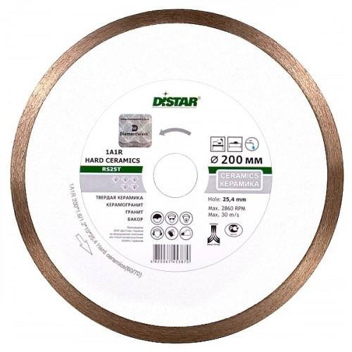 Круг алмазный Distar 1A1R 125x1,4x8x22,23 Hard ceramics