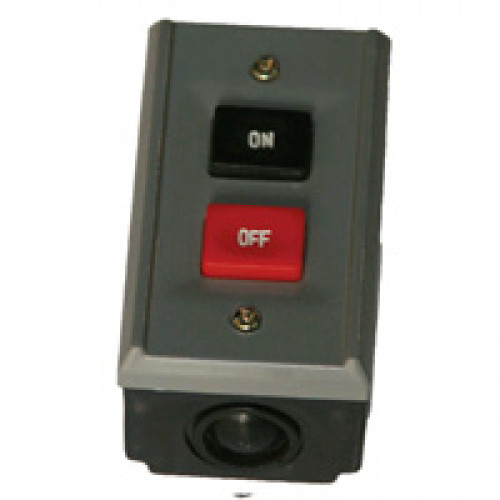 Блок управления BSH 222B 5A 1.1KW 220v (Две кнопки)