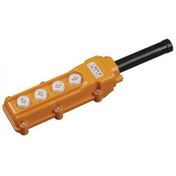 Пост кнопочный COB-62 IP54 (4 Кнопки)