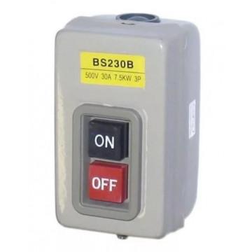 Блок управления BS 230B 30A 7.5KW 500v (С фиксации)