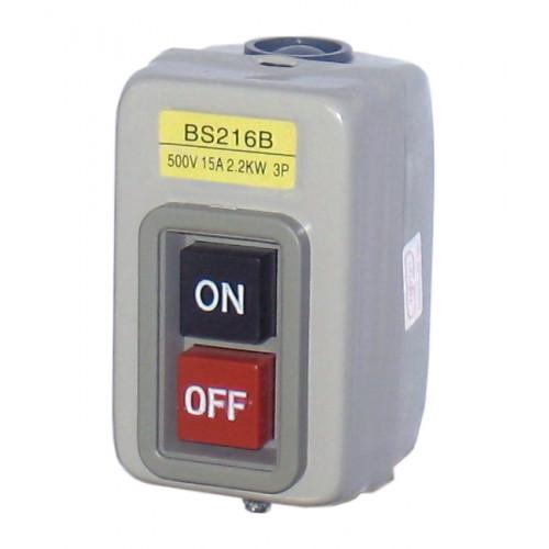 Блок управления BS 216B 15A 2.2KW 500v (С фиксации)