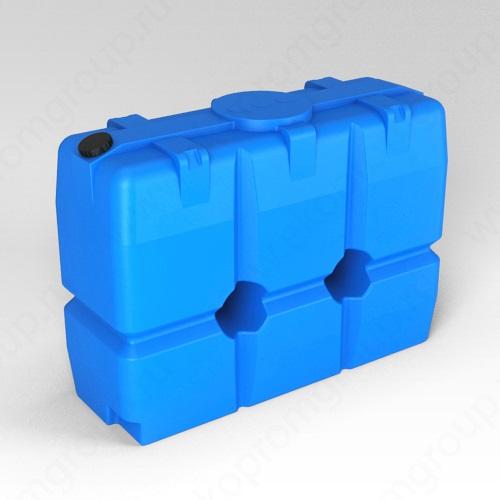 Емкость SK 2000 oil синий