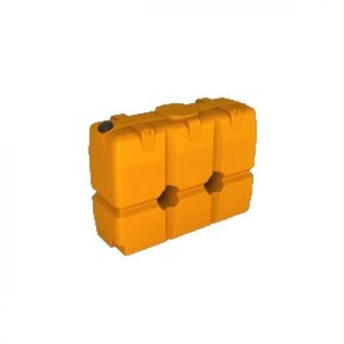 Емкость SK 2000 oil оранжевый