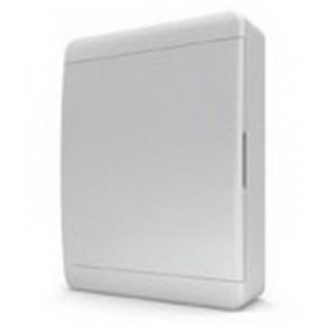 Щит навесной IP40 24 модулей белый BNN TekFor