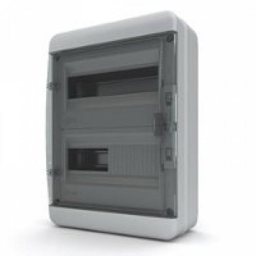 Щит навесной IP65 24 модулей белый BNK TekFor