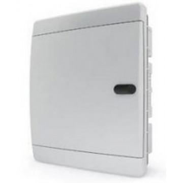 Щит встраиваемый IP40 18 модулей белый CVN TekFor