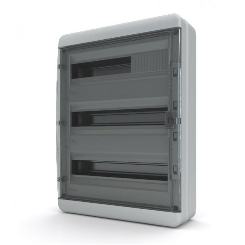 Щит навесной IP40 54 модулей белый BNN TekFor