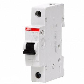 Автоматический выключатель SH201L C20 ABB