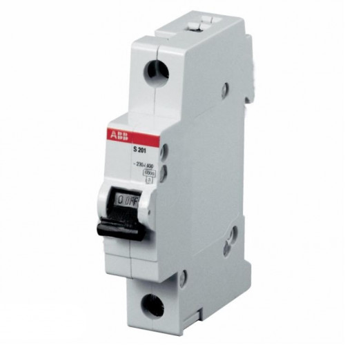 Автоматический выключатель SH201L C25 ABB