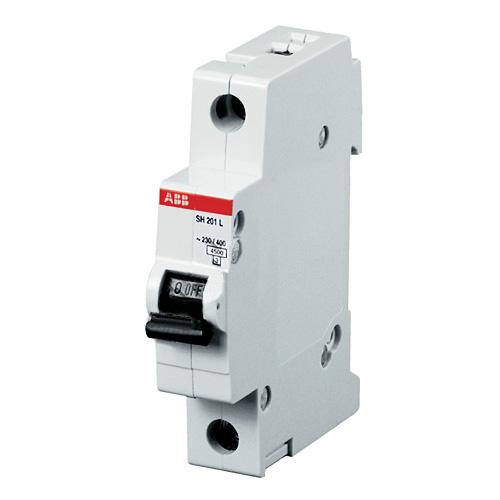 Автоматический выключатель SH201L C63 ABB