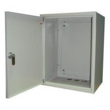 Щит с монтажной панелью ЩМП-01 IP31 400х220х155мм