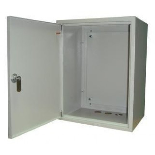 Щит с монтажной панелью ЩМП-04 IP31 400Х300Х155мм