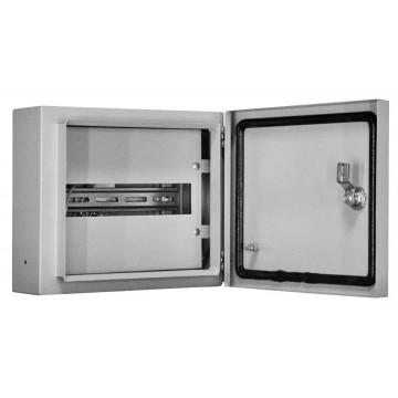 Щит металлический наружный герметичный ЩРНг 12 IP54
