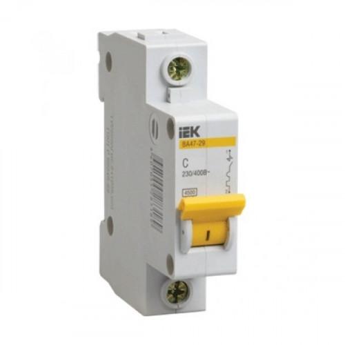 Выключатель автоматический IEK 1-P 50A