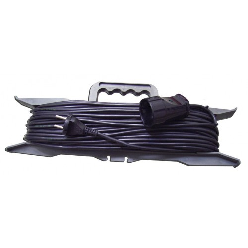 Удлинитель-шнур на рамке ТМ СОЮЗ 2200Вт 20м 481S-5202