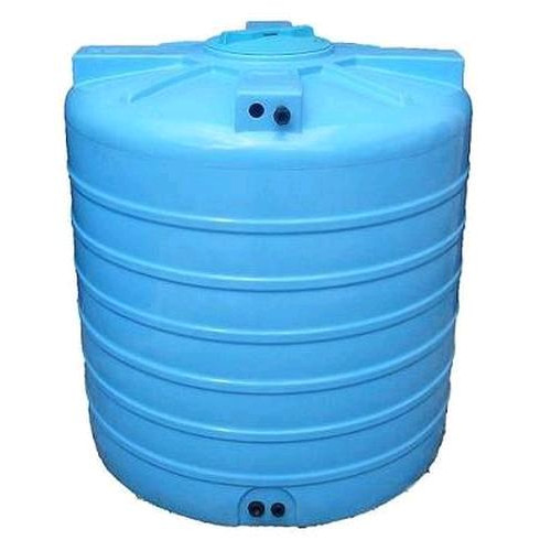 Бак для воды ATV-1000 (синий) с поплавком