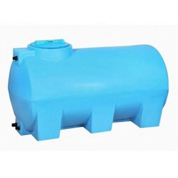 Бак для воды ATH-1000 (синий) с поплавком