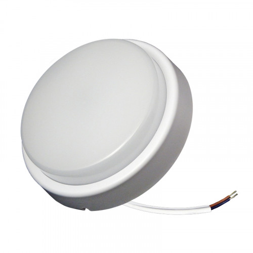 Светильник LED ЖКХ 8Вт круглый 4000К IP54 СОЮЗ 1608R