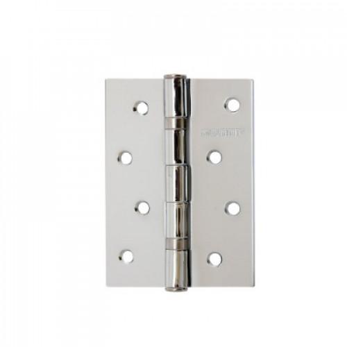 АЛЛЮР 2043 2BB-FHP CP 2 подш. хром 101х76 Петля дверная 2 шт (50,10)