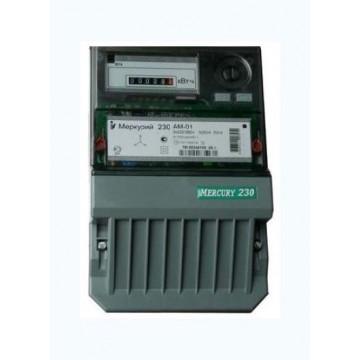 Электросчетчик Меркурий 230 АМ-01 5(60)А/380В