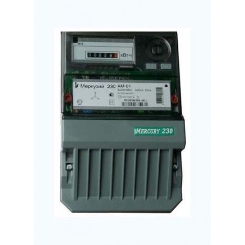 Электросчетчик Меркурий 230 АМ-03 5(7,5)А