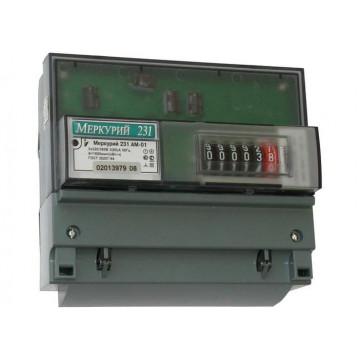 Электросчетчик Меркурий 231 АМ-01 5(60)А