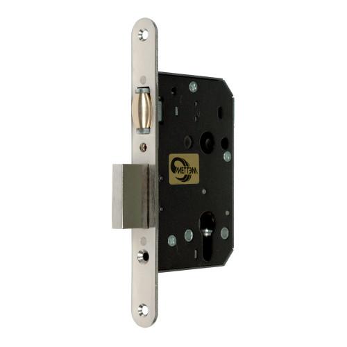 Корпус замка ЗВ5-01 (б/ц) никель