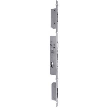 Multitop MAX 49656.35.0 механич., U-образная пл. 24x5 inox backset 85