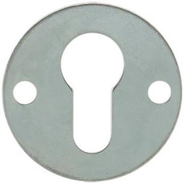 Проставочное кольцо для броненакладки 06.472.40 (2 мм), цинк