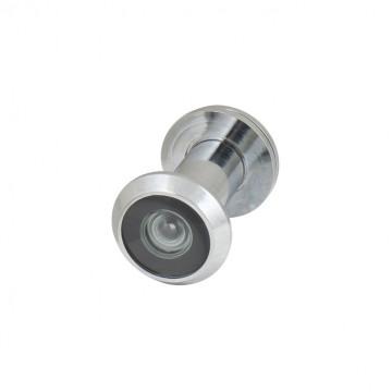 Глазок дверной, стеклянная оптика DVG1/HD, 16/35х60 CP Хром