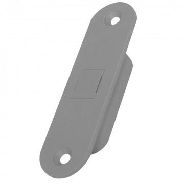 Ответная планка для защелок Touch (для деревянных дверей) B02404.31.78 (серый)